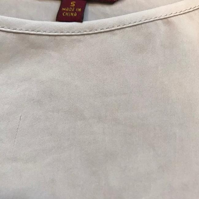 7 For All Mankind Top pale grey Image 1