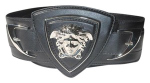 Versace Versace BELT LEATHER 3D MEDUSA HEAD 110/44 NEW W TAG