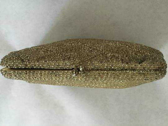 Other Vintage Beaded gold Clutch