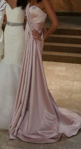 Jovani Blush Dress