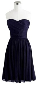 J.Crew Newport Navy Arabelle Dress