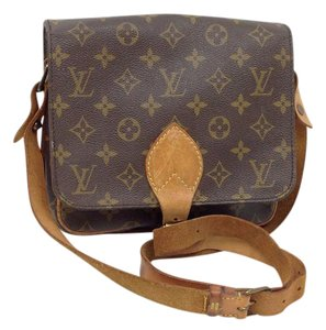 Louis Vuitton Cult Sierre Cartouchiere Cross Body Bag