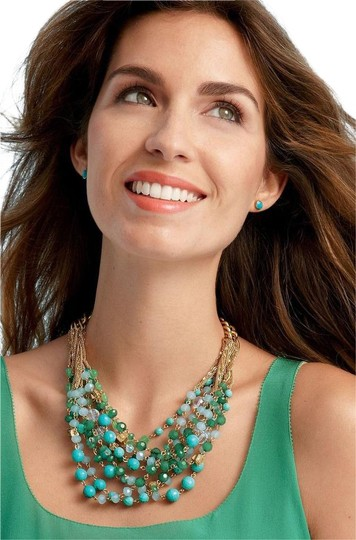 Preload https://img-static.tradesy.com/item/21073256/stella-and-dot-blue-maldives-necklace-0-1-540-540.jpg