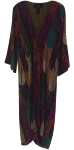 Multi Maxi Dress by Nicole Miller