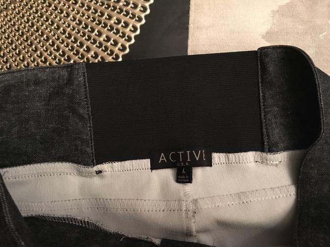 Active Basic Soft High Waisted Skinny Jeans Image 1