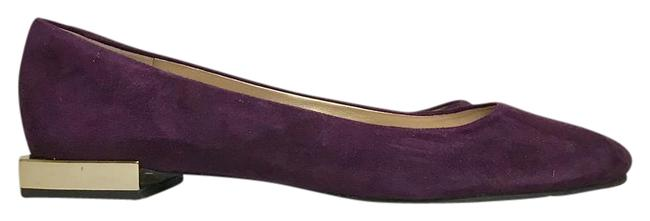 Item - Purple Ranva Flats Size US 8 Regular (M, B)