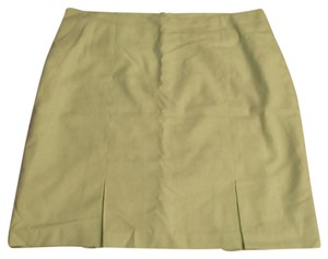 dressbarn Light Skirt Green