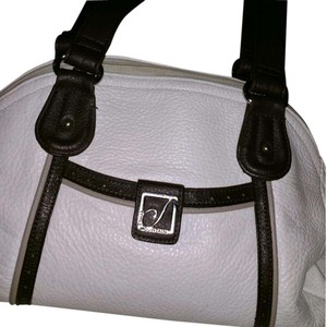 Stone Mountain Accessories Satchel in White
