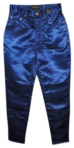 Versace Trouser Pants Blue