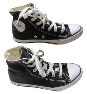 Converse All Stars Chuck Taylor High Tops Black Athletic