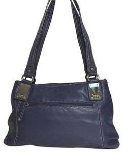 Tignanello Satchel in blue