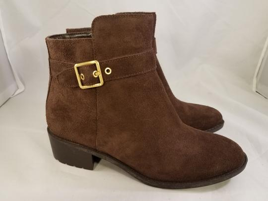 Cole Haan Waterproof Grand Os Suede brown Boots Image 1
