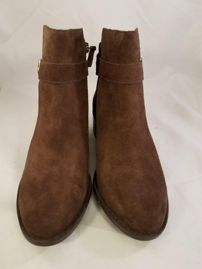 Cole Haan Waterproof Grand Os Suede brown Boots Image 2