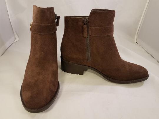 Cole Haan Waterproof Grand Os Suede brown Boots Image 3