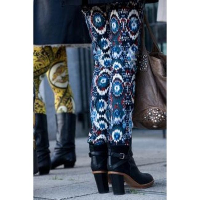 Zara Isabel Marant Dries Van Noten Tory Burch Skinny Jeans-Light Wash Image 3