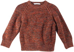 Givenchy Woven Knit Crewneck Sweater