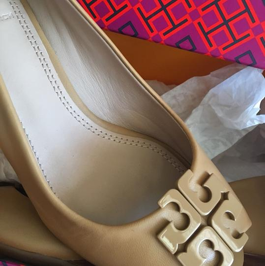 Tory Burch Blond/tan Wedges Image 2