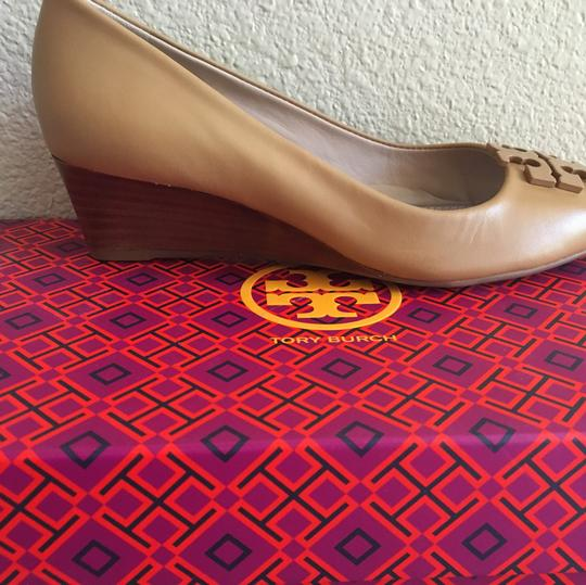 Tory Burch Blond/tan Wedges Image 3