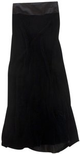 Ralph Lauren Pencil Maxi Skirt Black