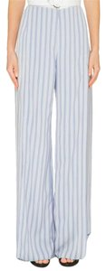 C/meo Collective Wide Leg Pants White Stripe