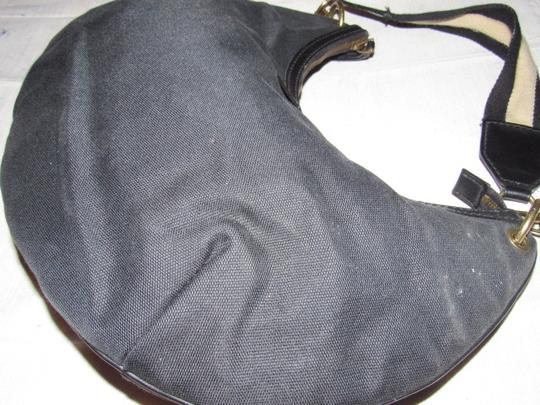 Gucci Excellent Vintage Xl Size Style High-end Bohemian Two-way Style Great For Everyday Hobo Bag Image 4