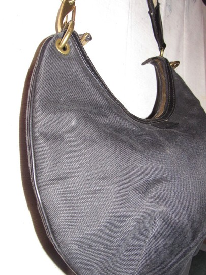 Gucci Excellent Vintage Xl Size Style High-end Bohemian Two-way Style Great For Everyday Hobo Bag Image 6