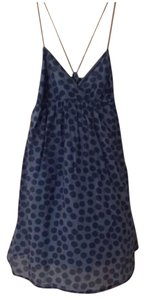 Splendid short dress Blue on Tradesy