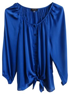 Spense Top Bright Royal Blue