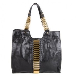 Ted Baker Tote in Black and Gold