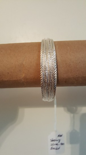 Other ** NWT ** GENUINE EUROPEAN STERLING SLIVER ( 6.5 -7