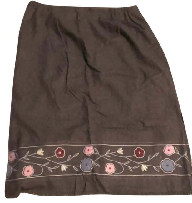 Preload https://img-static.tradesy.com/item/21075583/dress-barn-grey-long-decorative-flowers-midi-skirt-size-20-plus-1x-0-1-650-650.jpg
