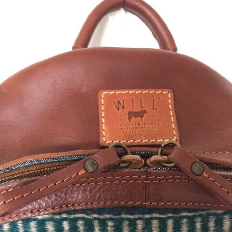 Will Leather Goods Oaxacan Dome Brown Backpack - Tradesy fa664942c46c8