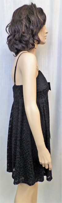 Mark & James by Badgley Mischka short dress Black Lace Bow on Tradesy Image 3