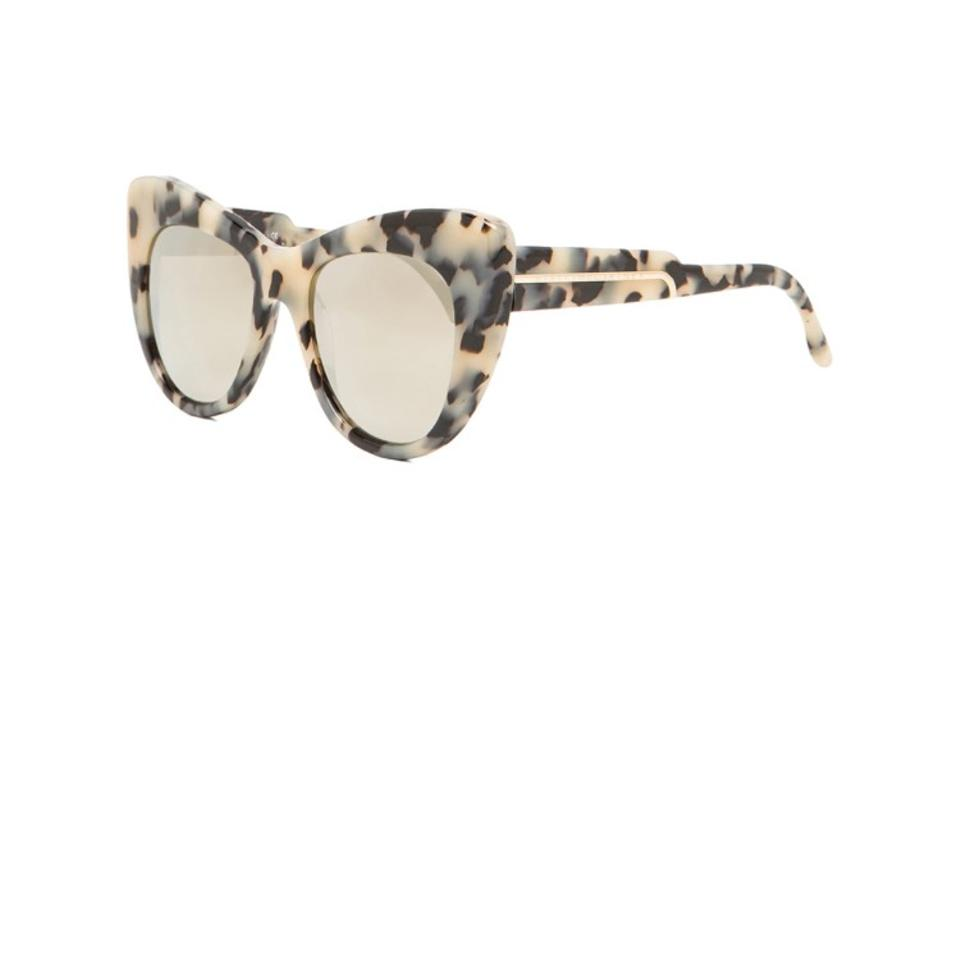 Stella McCartney Cat Eye Frames Sunglasses - Tradesy