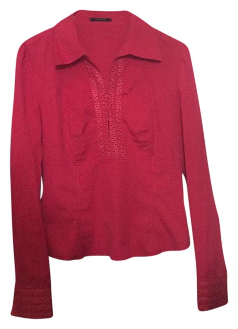Preload https://img-static.tradesy.com/item/21076295/elie-tahari-pink-embroidered-blouse-size-4-s-0-1-650-650.jpg