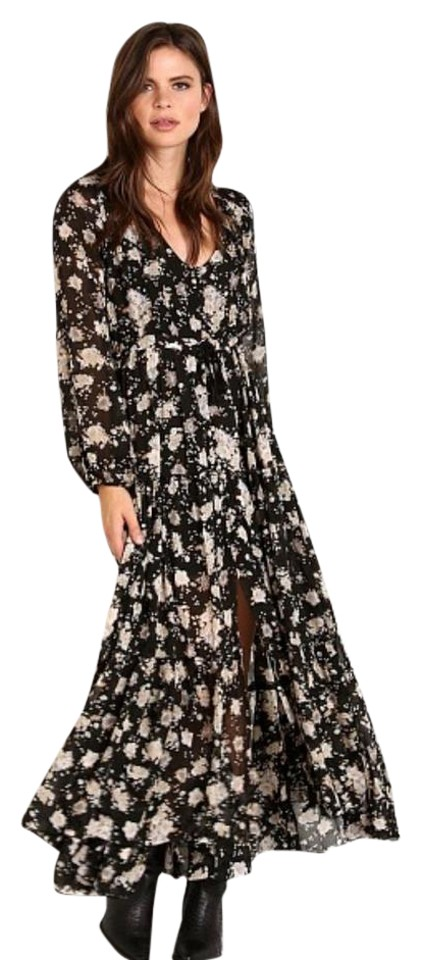 280f28f951f Spell   the Gypsy Collective Caviar Dancer Gown Long Casual Maxi ...
