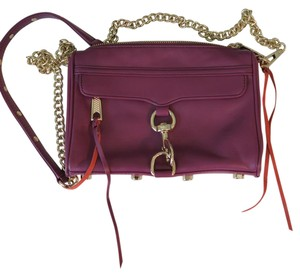 Rebecca Minkoff Mac M.a.c. Mini Mini Mac Crossbody Shoulder Bag