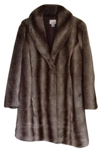 East 5th Essentials Fur Coat