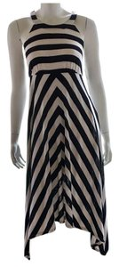 black white Maxi Dress by INC International Concepts