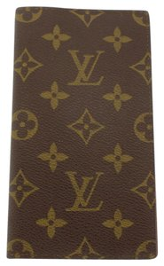 Louis Vuitton Bi-Fold Checkbook Wallet
