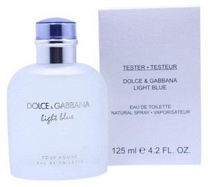 Dolce&Gabbana Light Blue by DOLCE & GABBANA 4.2 ounce TESTER Spray