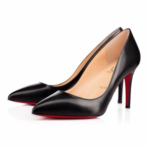 Christian Louboutin Pigalle 85 Pigalle 85 85mm Black Pumps