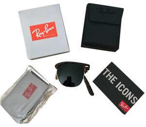 Ray-Ban Ray ban foldable club masters in tortoiseshell