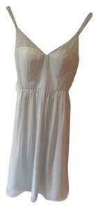 Anthropologie Bridesmaid Wedding Dress