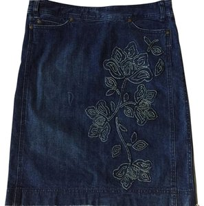 Philosophy di Alberta Ferretti Skirt blue