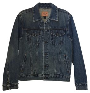 Gap 1969 Denim Mens Medium Like New blue denim Womens Jean Jacket