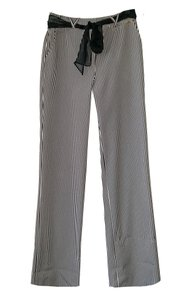 St. John Straight Pants Striped