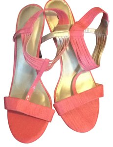 Cato peach Pumps