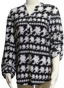 Jade by Melody Tam Silky & Convertible Sleves Size Small Sweater