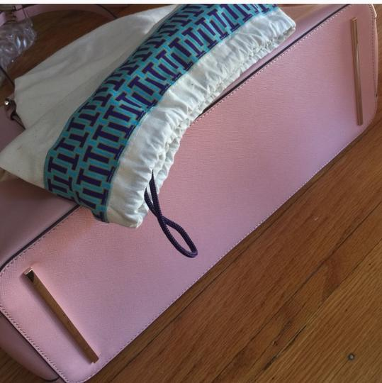 Tory Burch Satchel in baby pink Image 2
